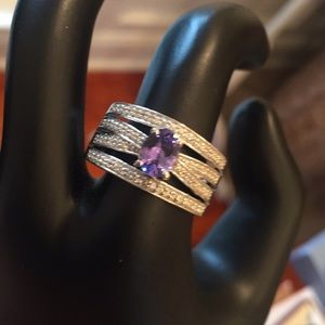 Jewelry - Wide Tanzanite